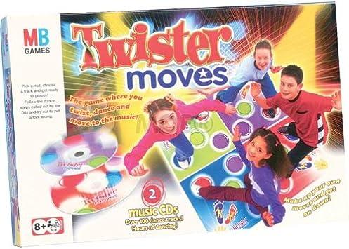 Hasbro Twister Moves: Amazon.es: Juguetes y juegos