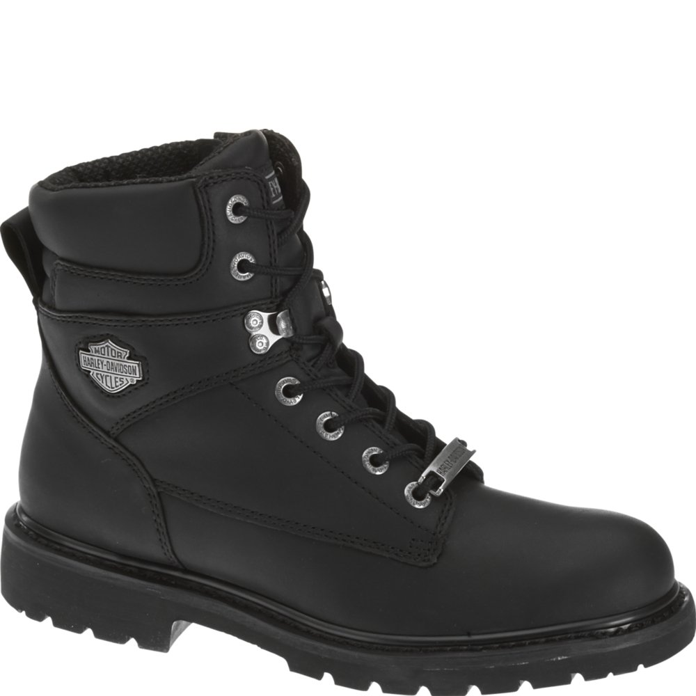 Harley-Davidson Men's Austwell Boot,Black,9 M US