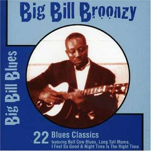 Big Bill Blues by Big Bill - Cd Mastersong