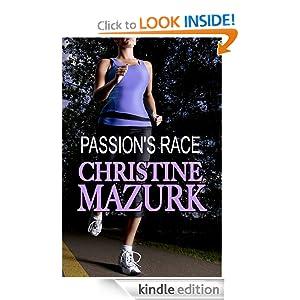 Passion's Race Christine Mazurk