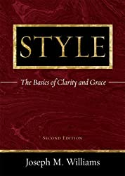 Style: The Basics of Clarity and Grace (2nd Edition)