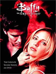 Buffy the Vampire Slayer: The Complete Second Season [Import]
