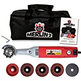 King Arthur's Tools 10005 Merlin 2 Mini Grinder Carving Kit Review