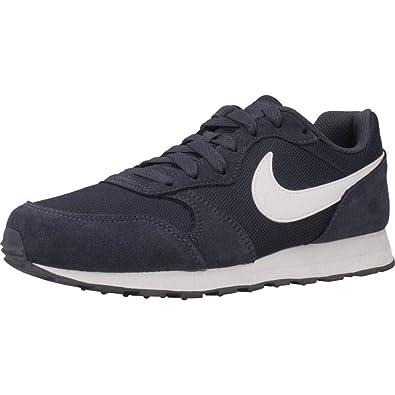 buy online a53b7 5e8c6 Nike MD Runner 2 PE (GS), Chaussures de Running bébé garçon, Bleu
