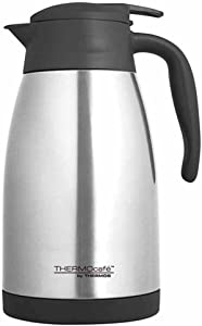 Thermos TLC Matte, 5L Pot Flask Stainless Steel Caf茅 by 16聽x 12.5聽x 26聽cm
