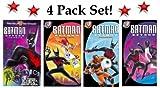 Batman Beyond 4 pack: Batman Beyond The Movie, School Dayz, Crush & Spellbound
