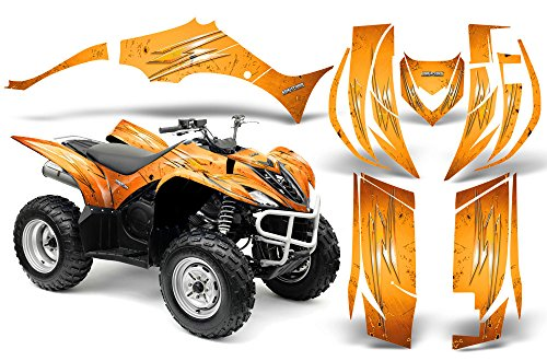 CreatorX Yamaha Wolverine 2006-2012 Graphics Cold Fusion Orange -  CXAMZ008378