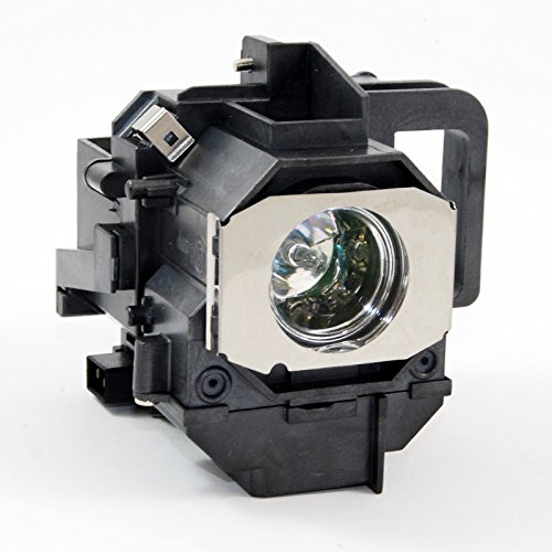 Epson Powerlite Home Cinema 8350 Projector Assembly w/ 200 Watt Bulb ()