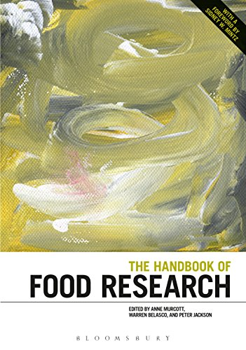 Download The Handbook of Food Research Pdf