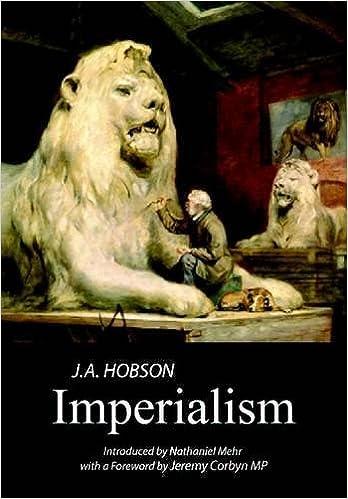Imperialism: A Study: Amazon.es: J. A. Hobson, Nathaniel Mehr, Jeremy Corbyn: Libros en idiomas extranjeros
