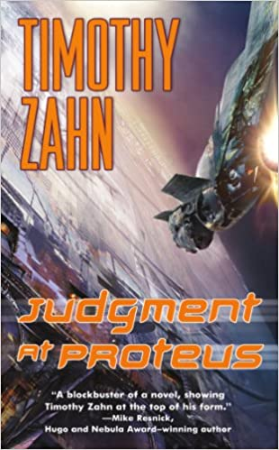 Image result for Timothy Zahn Quadrail judgement at proteus