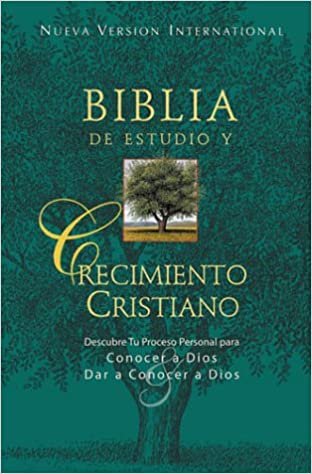 NVI Biblia Estudio Misionera: 9780829721782: Amazon.com: Books