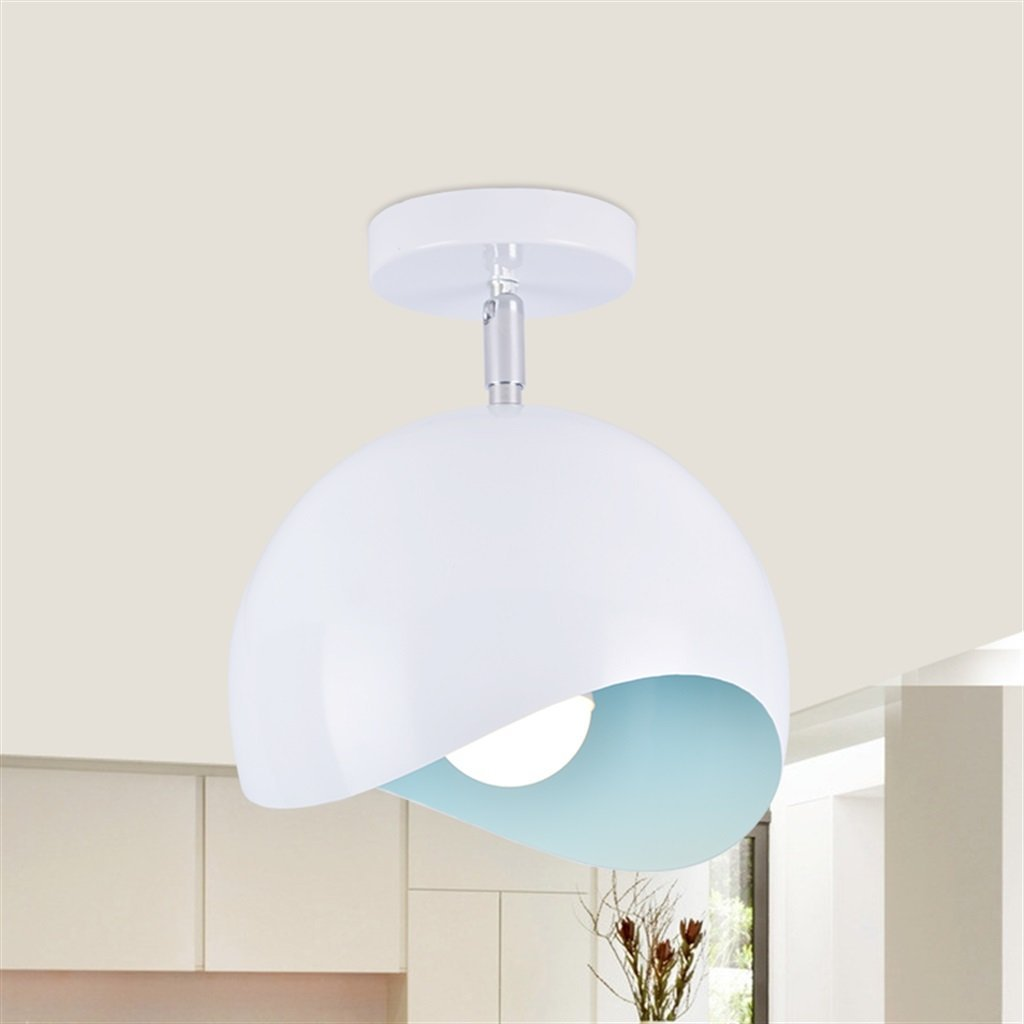 Edge To Ceiling light Nordic aisle entrance hallway ceiling lights personalized creative home windows and balconies led lights cloakroom