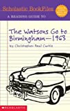 A Reading Guide to the Watson's Go to Birmingham - 1963, Amy Griffin and Christopher Paul Curtis, 0439298024