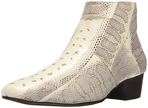 Mens Snakeskin Boots - Giorgio Brutini Men's Genuine Snake Skin Look 15549 Boots,Undyed Natural,9.5 M US