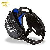 Julius-K9 1621IDC-K IDC Universal side bags/Pair, Mini, Black