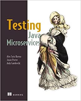 Book Testing Java Microservices