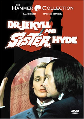 Dr. Jekyll and Sister Hyde by Starz / Anchor Bay