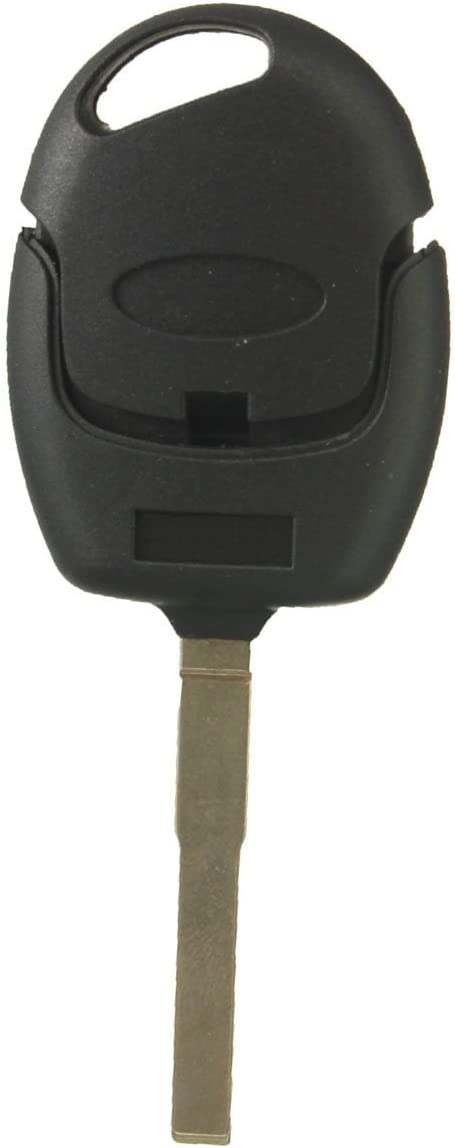 Fiesta KaTur 3 Buttons 433.92MHz Remote Key Blade FOB for Ford//Focus for Galaxy//C max//Mondeo