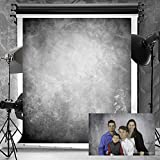 Kate 10ftx10ft Texture Photography Backdrops Microfiber Abstract Grey Photo Backdrop