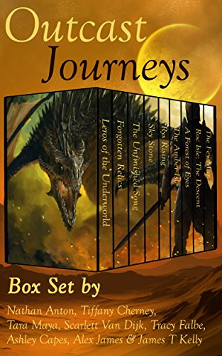 Great Dragon Box Set (Outcast Journeys: Fantasy and Sci Fi Box Set by Eight Great Authors)
