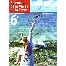 Sciences de la vie et de la terre 6ème manuel