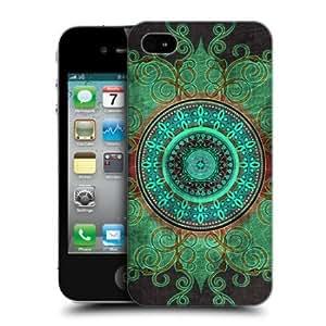 Cerhinu Head Case Mandala Arabesque Hard Back Case Cover For Apple iPhone 4 4S