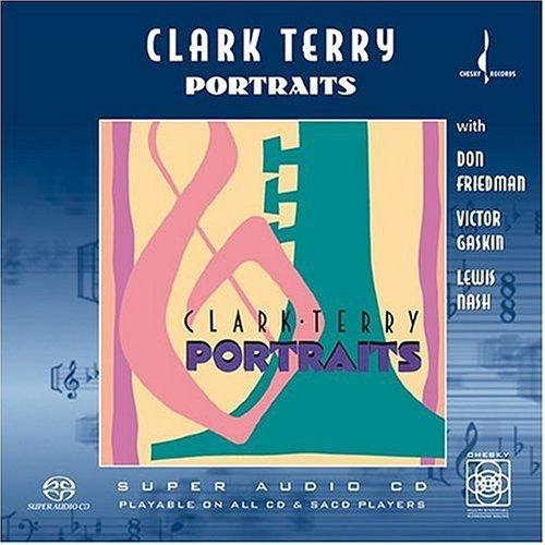 SACD : Clark Terry - Portraits (Hybrid) (Hybrid SACD)