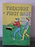 img - for Treasure at first base book / textbook / text book