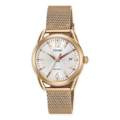 - Citizen Watches Women's FE6083-72A Drive Rose Gold Tone One Size