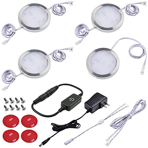 110V Led Puck Lights in US - 9