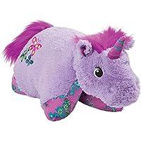 Pillow Pets Colorful Lavender Unicorn, 18