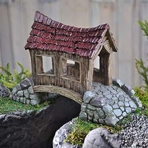 Amazon Com Miniature Fairy Garden Fiddlehead Fairy