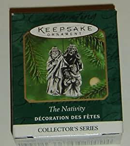 Hallmark Keepsake Miniature Ornament The Nativity