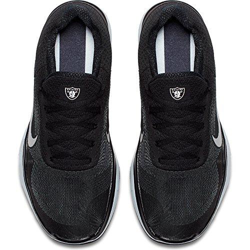 Nike Oakland Raiders Gratis Trener V7 Nfl Samling Sko - Størrelse Mens 12,5 M Oss