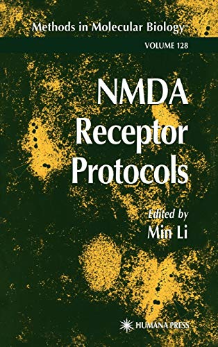 NMDA Receptor Protocols (Methods in Molecular Biology)