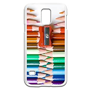 Samsung Galaxy S5 Cases Pencil Design Hard Back Cover Shell Desgined By RRG2GKimberly Kurzendoerfer