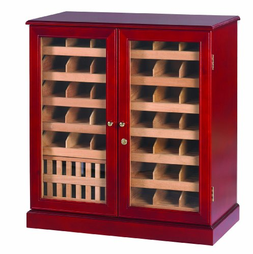 Quality Importers Trading Commercial Bundle Humidor Cabinet Display Cabinet Humidor