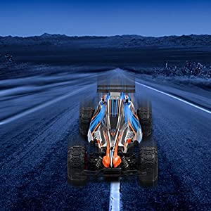 Amazingdeal Off-Road RC Car 1:22 2WD High Speed Remote Control Drift Car Toy (Blue)