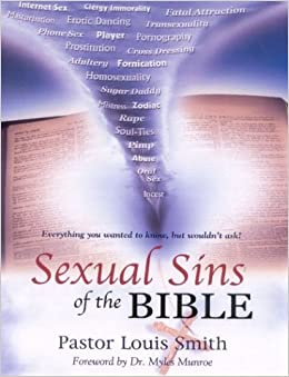 Book Sexual Sins of the Bible: Everything You want to Know but Wouldn't Ask