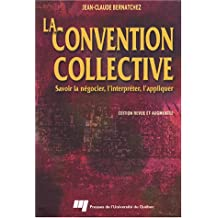 Convention collective La
