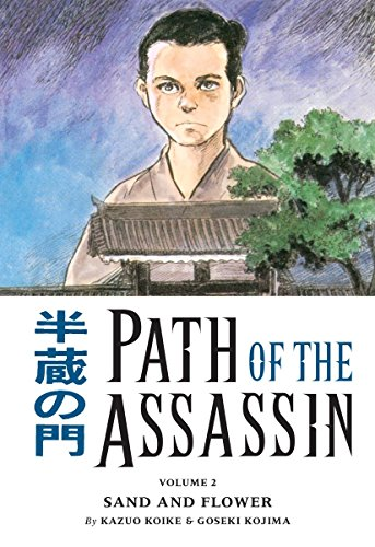Path Of The Assassin  Vol  2  Sand And Flower  V  2