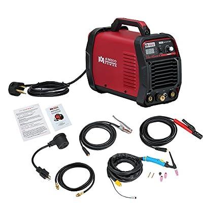 Amico 160 Amp HF TIG Torch/Stick/Arc Welder 115 & 230V Dual Voltage Welding Michine