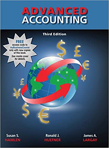 Advanced accounting 3rd edition susan s hamlen 9781618531513 advanced accounting 3rd edition susan s hamlen 9781618531513 amazon books fandeluxe Image collections