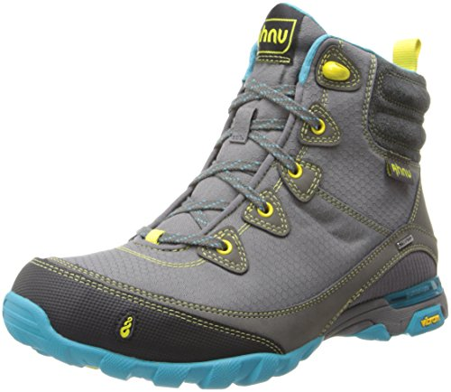 Ahnu Women's Sugarpine Hiking Boot,Dark Grey,8.5 M US