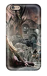 KwUlPCQ6562MRdfZ Snap On Case Cover Skin For Iphone 6(the Hobbit: The Battle Of The Five Armies)