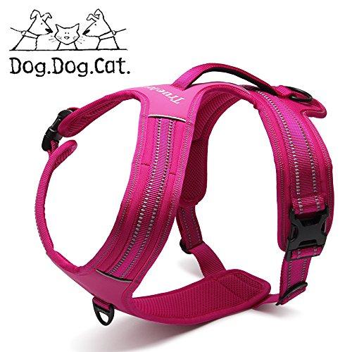 No Pull Active Dog Reflective Harness (XS = 17-19.5