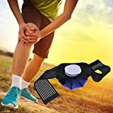 AZMED Breathable and Adjustable Ice Wrap with Hot