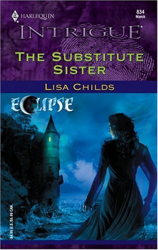book cover of The Substitute Sister