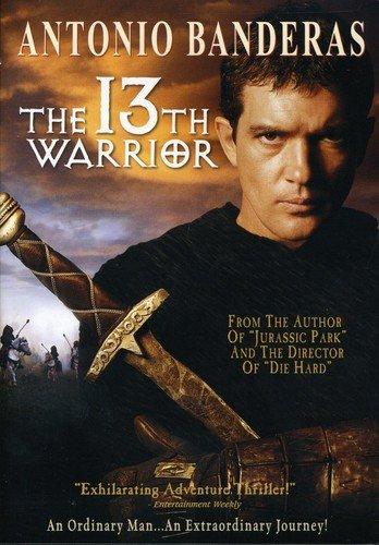 The 13th Warrior (Bilingual) Antonio Banderas Vladimir Kulich Richard Harrison Dennis Storhoi